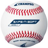 CBB-61 - Champro Safe-T-Soft - Level 1 Synthetic Baseball_