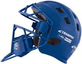 CM3 - Champro Youth HEL-MAX One-Piece Catcher's Helm_