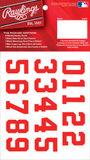 MLBDC - Rawlings MLB Helm Sticker Kit_