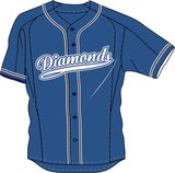 Drachten Diamonds Jersey HB_