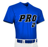 BS2 - Pro Mesh Two Button Jersey_