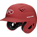 R16M - Rawlings R16/Velo Matte Batting Helm_