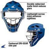 CM6M - Champro Rubberized Mat Finish PRO-PLUS Catcher's Hockey Stijl Helm_
