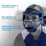 CM02 - Rampage Softball Fielder's Facemask_