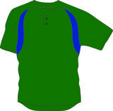 BST62 C - Two Button Placket Jersey_