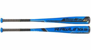 US9V10 - Rawlings 2019  Velo Hybrid USA Baseball® Bat (-10)