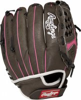 ST115DSP - Rawlings Storm 11.5 Inch Youth Fastpitch Glove