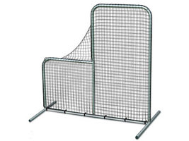 NB173 - Champro 7'x7' Pitcher's Safety L-Screen