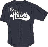 Blue Hitters Jersey
