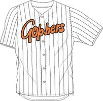 Gophers Jersey