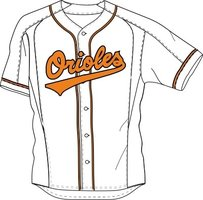 Orioles Jersey