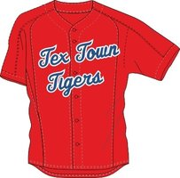 Tex Town Tigers Jersey