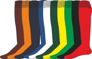 SCS - Gekleurde kousen