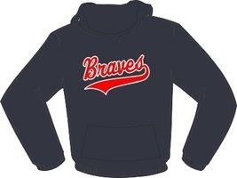 Braves Hoodie youth