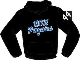 RCH-Pinguïns Hoodie