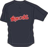 Bedrocks Jersey SB Navy