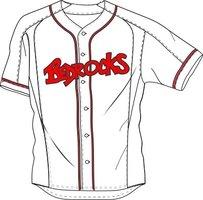 Bedrocks Jersey HB White