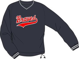 Braves Windbreker