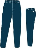 PA ECO (NAVY) - SSK Economy Baseball/Softball Pants