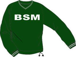 BSM Windbreker