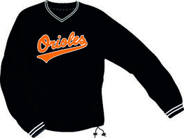 Orioles Windbreker