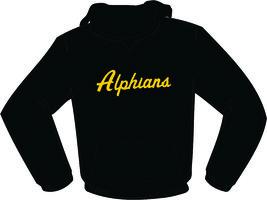 Alphians Hoodie