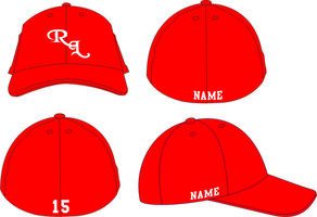 Red Lions Sized Woolcap
