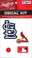 MLBDC - Rawlings MLB Helmet Decal Kit