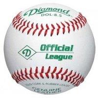 DOL-8.5 - Diamond DOL-8.5 Leren Honkbal