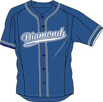 Drachten Diamonds Jersey HB