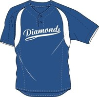 Drachten Diamonds Practice Jersey