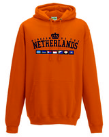 KingHoodie02 - Kingdom Team Hoodie 'Kingdom Orange'