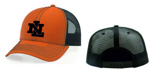 Kingdom Team Trucker Cap Orange