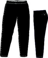 PA SI LADIES (ZWART) - Special Ladies Cut Softball Pant