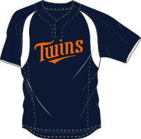 Twins Practice Jersey