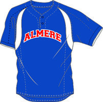 Almere '90 Practice Jersey