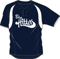 Blue Hitters Practice Jersey