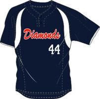 Diamonds Nieuwegein Practice Jersey