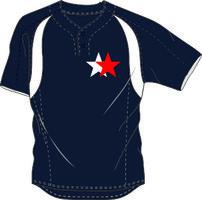 Double Stars Heiloo Practice Jersey