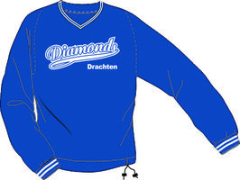 Drachten Diamonds Windbreaker