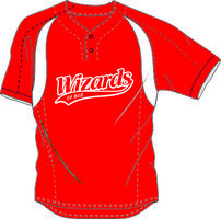 Wizards of Boz Practice Jersey