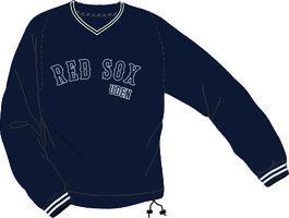 Uden Red Sox Windbreaker