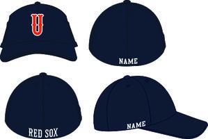 Uden Red Sox Sized Woolcap