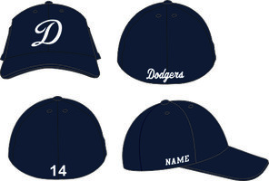 Dodgers Sized Woolcap