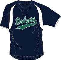 Dodgers Practice Jersey