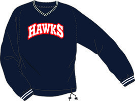 Hawks Windbreker