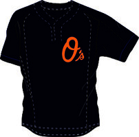 Orioles BP Jersey