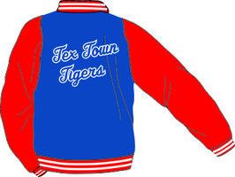 Tex Town Tigers Jack