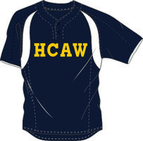 H.C.A.W. Practice Jersey