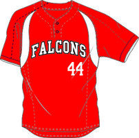 Falcons Practice Jersey